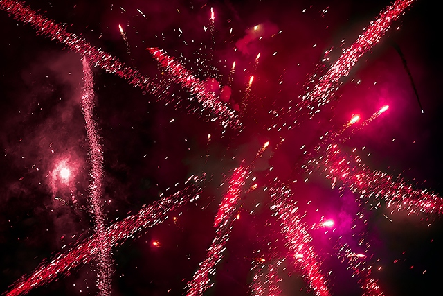 Save fireworks for public displays, say local councillors
