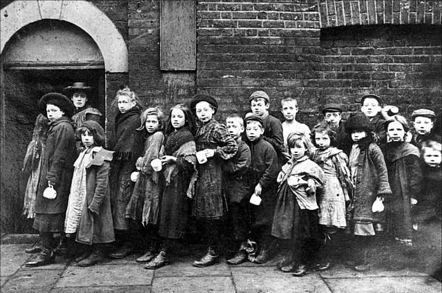 Levels of dreadful poverty for Rochdale were recorded in the 1841 Census