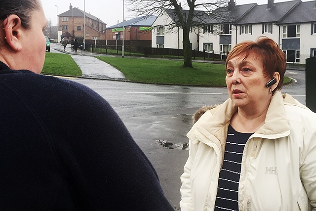 Rochdale News   News Headlines   Liz Thirsk launches campaign for ...