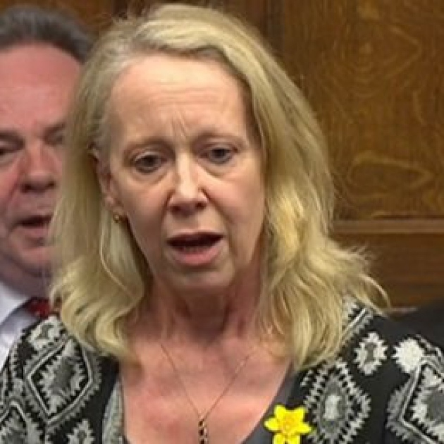 Liz McInnes, Labour Member of Parliament for Heywood and Middleton