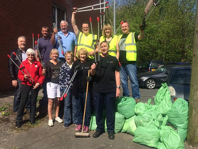 Community Litter Pick in Smith Hilll, Milnrow this weekend