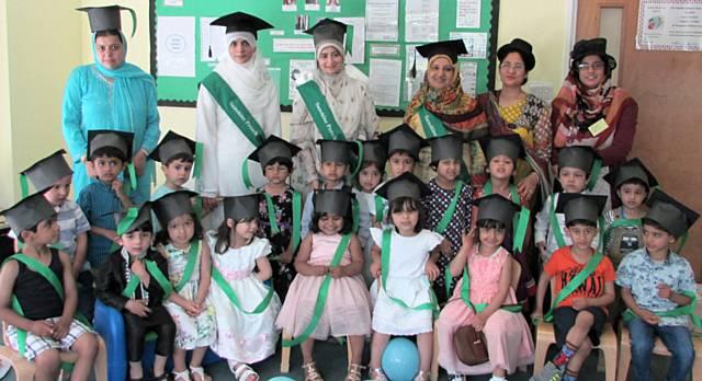 rochdale news news headlines sunshine pre school graduation