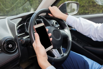 Texting and making or receiving phone calls while driving should have stiffer penalties