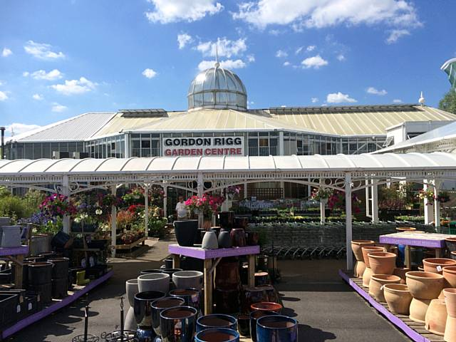 Family Activities at Gordon Rigg Garden Centre