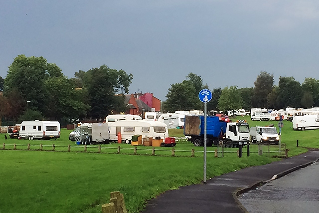 Government review to tackle illegal Gypsy and traveller sites