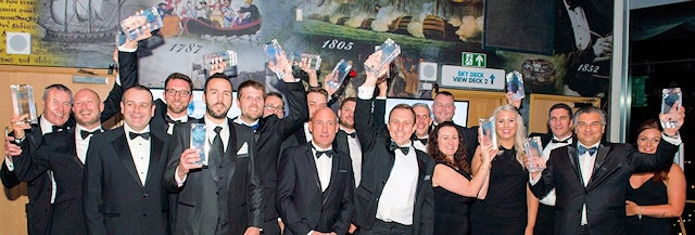 Tetrosyl win two awards at the Workshop Magazine Power Awards