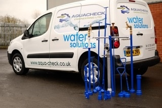Aquacheck Engineering shortlisted for top supplier award