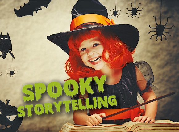 Spooky tales and activities at The Wheatsheaf Shopping Centre