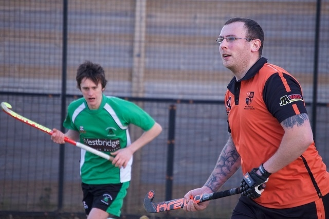 Andrew Borritt: Bury Men's Firsts 1 v 4 Rochdale Men's Hockey Firsts