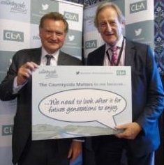 MPs and Peers from across the parties turned out to show their support for continued investment in the countryside