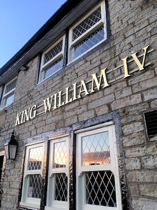 A community asset application has been submitted for the King William IV pub in Shore