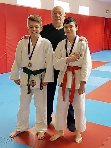 Rochdale Judo Club Championships