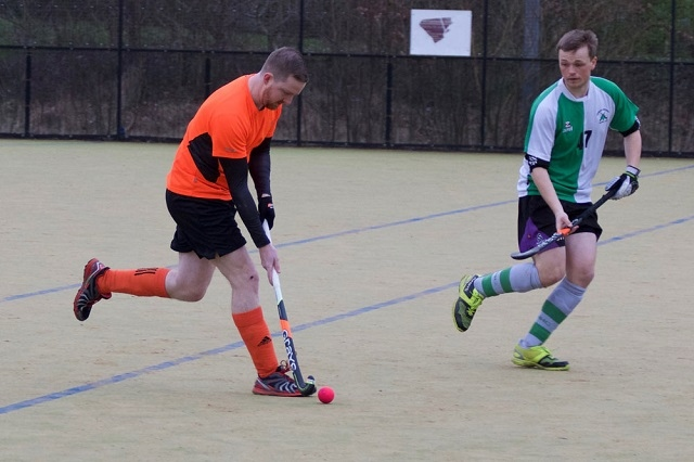 Barry Gumbley, Rochdale Men's Hockey Firsts 6 v 4 Formby Men's Seconds