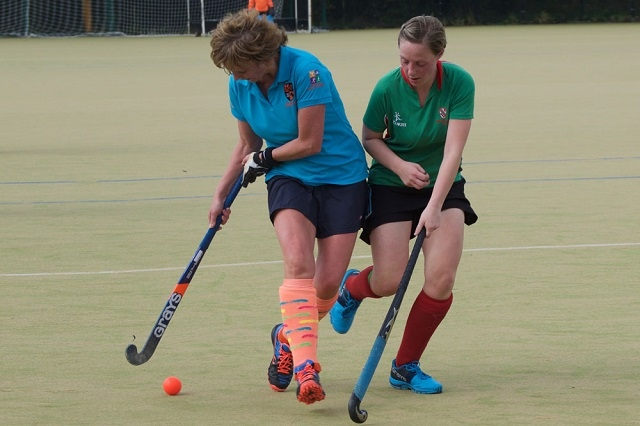 Player of the Match was Paula McDonald, Rochdale Ladies Hockey
