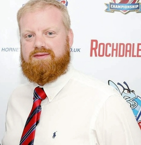 Steve Kerr, Rochdale Hornets Chief Executive