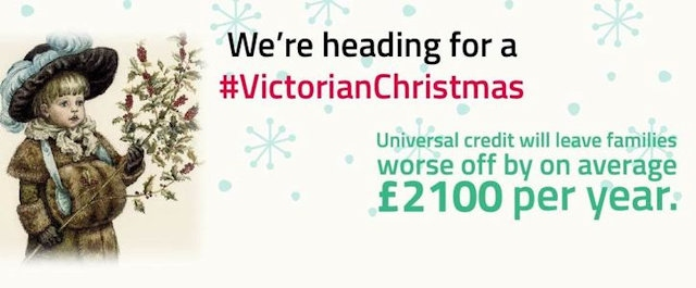 Universal Credit: Thousands could be left penniless this Christmas, all because of an admin error
