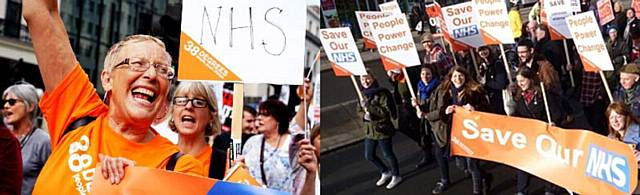The NHS needs more money to keep us patient's safe