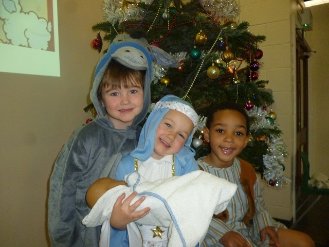 Boarshaw Community Primary School Wriggly Nativity