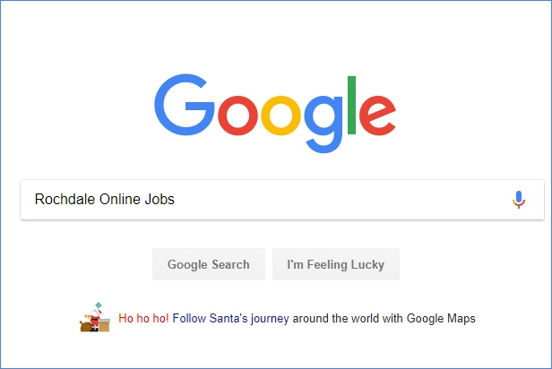 'Rochdale Online Jobs' is a very popular search term