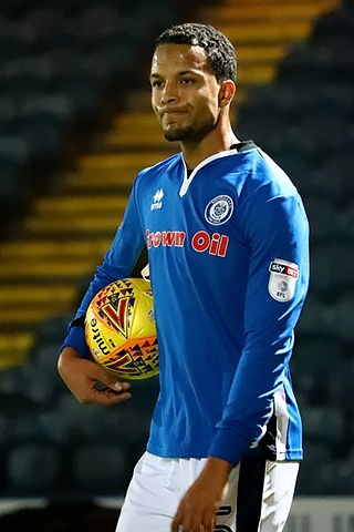 Joe Thompson - Rochdale v Walsall