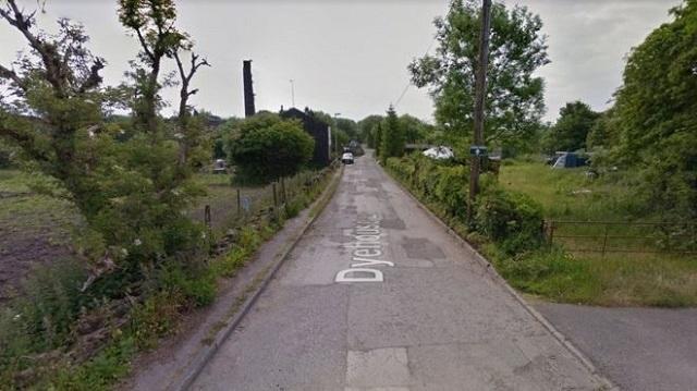 rochdale news news headlines man s body found on dyehouse lane