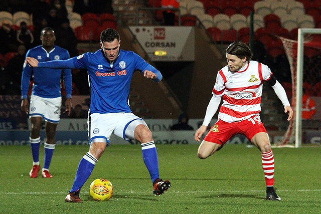 Doncaster Rovers v Rochdale