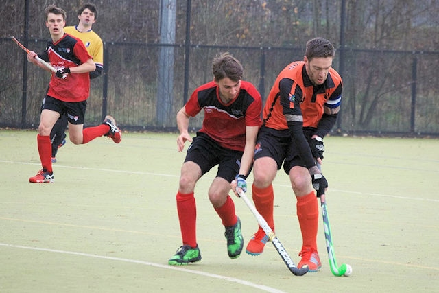 Rochdale Men's Hockey Firsts 3 v 8 Lancaster University Men's Firsts