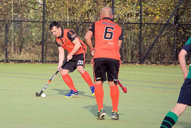 St. Helens Hockey Men's Firsts 6 v 0 Rochdale Men's Seconds
