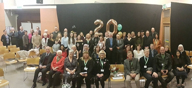 Rochdale Connections Trust (RCT) celebrating its 20th anniversary
