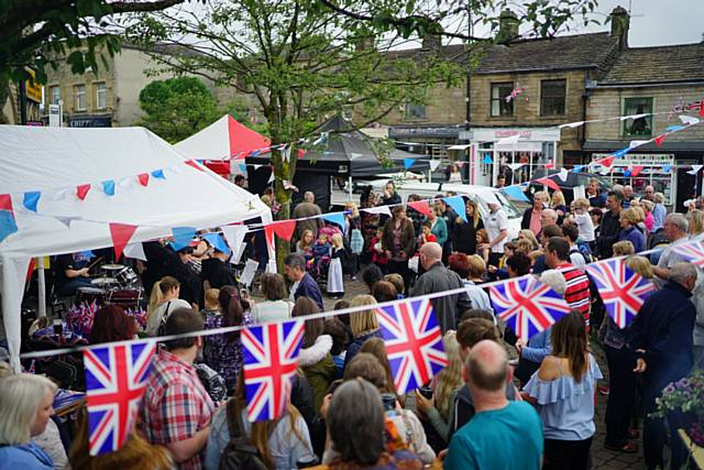 Littleborough Food And Drink Festival