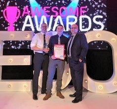 Aquacheck Engineering Ltd wins award as the top supplier to Severn Trent Water Ltd