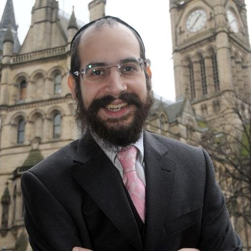 Shneur Zalman Odze, UKIP Mayor of Greater Manchester candidate