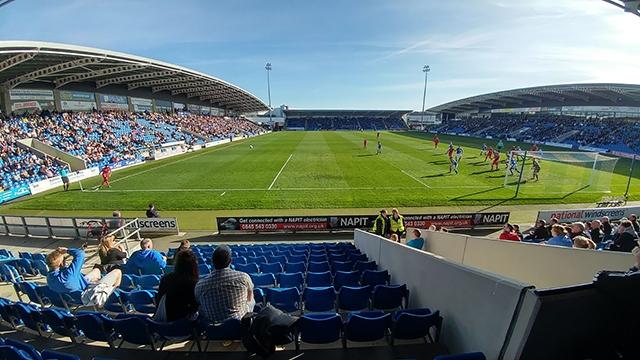 Rochdale News | Sport News | Chesterfield 1 - 3 Rochdale - Rochdale