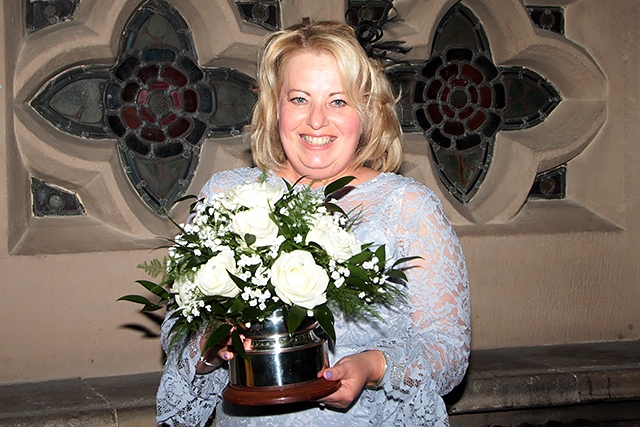 Kath O'Donnell – Woman of Rochdale 2017