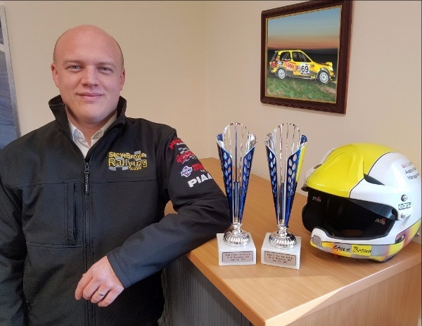 Nissan Micra Kit-Car driver Steve Brown will swap the stages for the circuits in 2019