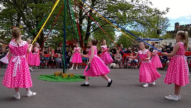 Middleton May Day celebrations