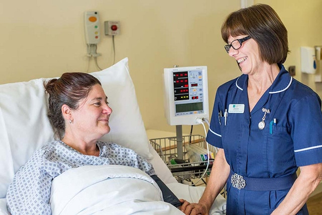 The BMI The Highfield Hospital can provide medical care for a broad range of conditions and illnesses.