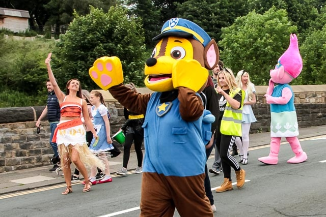 Milnrow and Newhey Carnival 2017