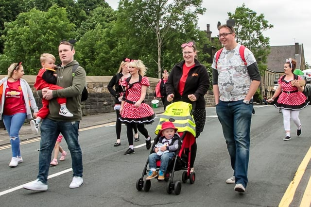 Milnrow and Newhey Carnival