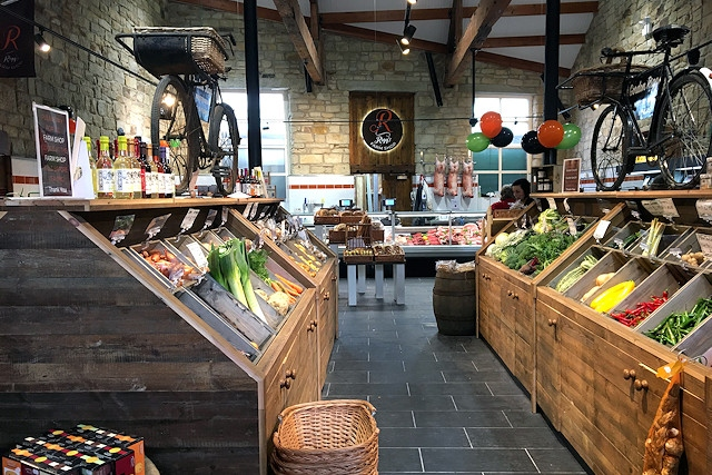 The grand opening of Rigg's Farm Shop will be at 2pm on Saturday 10 June
