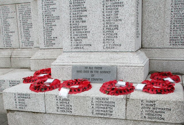 Remembrance Day: Events across the borough will honour our fallen heroes