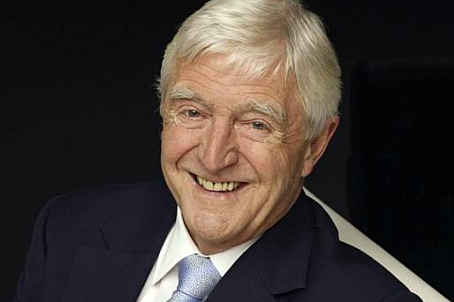 Sir Michael Parkinson will be looking back at his life and career during the festival