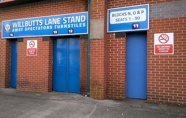 Rochdale AFC, Willbutts Lane