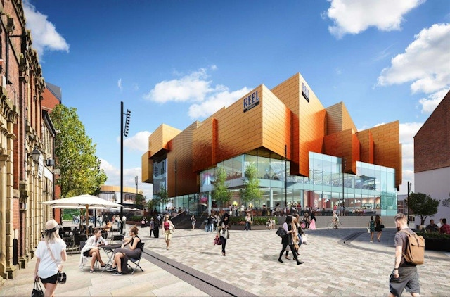 How Rochdale Riverside could look