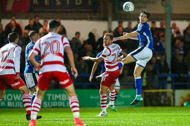 Rochdale v Doncaster Rovers
