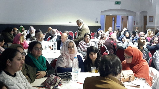 Asian Medical Professionals Support Organisation (AMPSO) event in October 2018