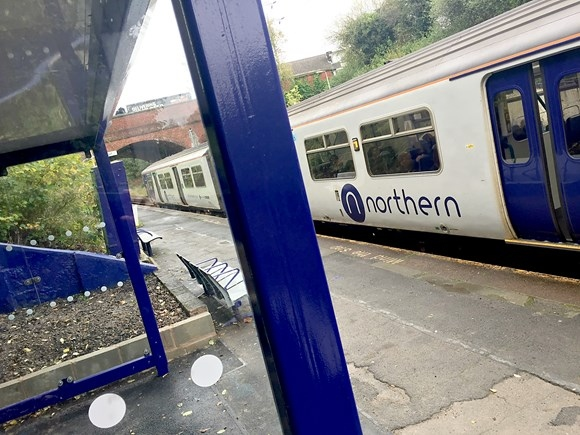 Northern's Sunday timetable is being adjusted most weeks