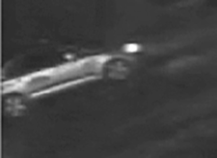 Driver of a silver, grey or gold Toyota Avensis with taxi signage could be a key witness
