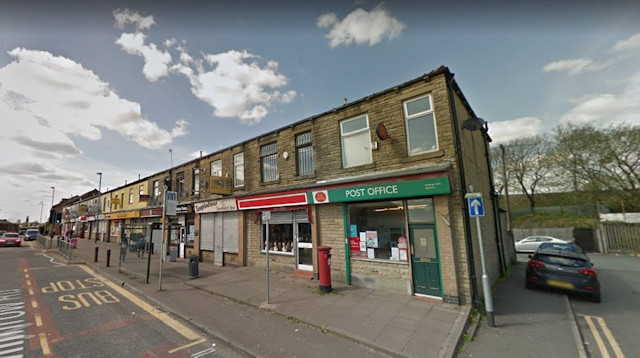 The former Newbold Post Office could be converted to an Arabic centre