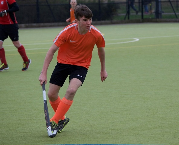 Rochdale Men's Hockey Seconds Man of the Match was Peter Ransome